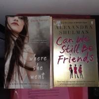buku where she went dan can we still be friend