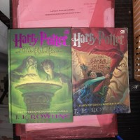 Buku Harry Potter ke 2 dan ke 6