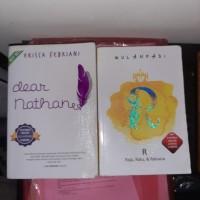 buku dear nathan dan R(raja,ratu dan rahasia)