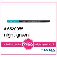 Lyra Aqua Brush Duo Pen Night Green # 6520055