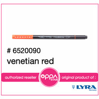 Lyra Aqua Brush Duo Pen Venetian Red # 6520090