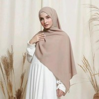 SC. Hijab Pashmina Sabyan Diamond Italiano Grosir Jilbab Kerudung