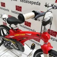 HOT SALE Sepeda Anak 16 United Aero Magnesium TERJAMIN