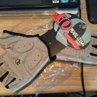 HOT SALE Sarung tangan sepeda Izumi glove gel - Merah TERJAMIN