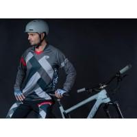 HOT SALE Jersey sepeda STR All Mountain Super Adem dijamin CoolTech