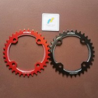 HOT SALE ZRACE Chainring 32 34 36 38T BCD 104 Narrow Wide TERJAMIN
