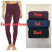 Gottex Plum no pocket legging ( Highwaist)