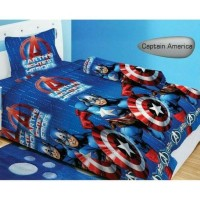 Bedcover Ladyrose Minion Lol Stich Captain America My Melody Hello