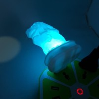 Lampu Tidur Berbentuk Singa Lampu LED