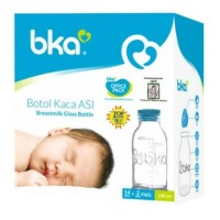 XkQ ~ Nutrisi Ibu Hamil Menyusui Kebutuhan Bka Botol Kaca Asi 100M S