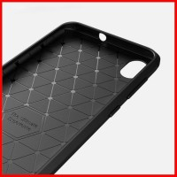 Case For Asus Zenfone Live L2 Premium Softcase Ipaky Carbon