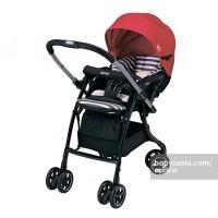 XkQ ~ Aprica Stroller Bayi Luxuna Dua