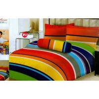 wKf ~ S.A.L.E Bedcover lady rose disperse king180x2