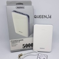 Powerbank REMAX 5000 mAh RPP-33 / Power Bank Remax TIGER 5000mAh