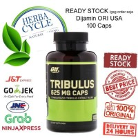 Optimum Nutrition Tribulus 625 mg 100 Cap, ON TRIBULUS Ori USA Murah