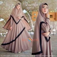 Baju muslim wanita Satu Set Kerudung BILQIS SYARI Gamis SYARI