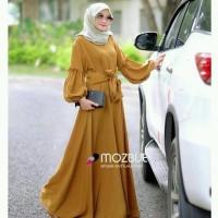 Brenda dress maxi Gamis wanita Gamis muslim