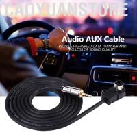 Caoyuanstore Car Audio Radio AUX Adapter Cable for JVC/Alpine Ai-Net