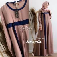Baju Gamis Wanita murah Shenarita Maxi dress