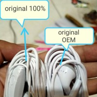 headset samsung original M30 made indonesia bawaan HP