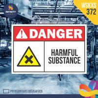 stiker rambu keselamatan label k3 safety sign sticker imo WSKXS-372