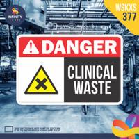 stiker rambu keselamatan label k3 safety sign sticker imo WSKXS-377