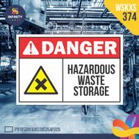 stiker rambu keselamatan label k3 safety sign sticker imo WSKXS-374