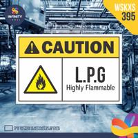 stiker rambu keselamatan label k3 safety sign sticker imo WSKXS-395