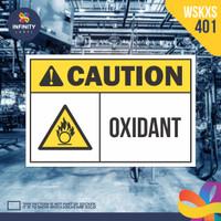 stiker rambu keselamatan label k3 safety sign sticker imo WSKXS-401