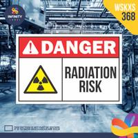 stiker rambu keselamatan label k3 safety sign sticker imo WSKXS-368