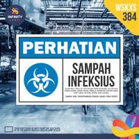 stiker rambu keselamatan label k3 safety sign sticker imo WSKXS-384