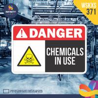 stiker rambu keselamatan label k3 safety sign sticker imo WSKXS-371
