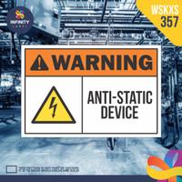 stiker rambu keselamatan label k3 safety sign sticker imo WSKXS-357