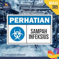 stiker rambu keselamatan label k3 safety sign sticker imo WSKXS-385
