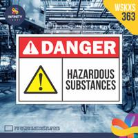 stiker rambu keselamatan label k3 safety sign sticker imo WSKXS-363