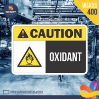 stiker rambu keselamatan label k3 safety sign sticker imo WSKXS-400