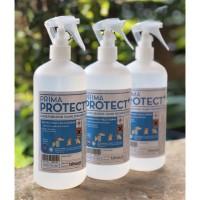 Prima Protect+ Hand Sanitizer Cair 500 ml disinfektan Botol Spray