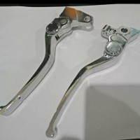 Handle Tipe L Crome For Yamaha Mio Sporty