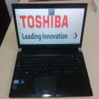laptop bekas Toshiba R732 Intel core i5 Gen3 ssd 128gb body ringan