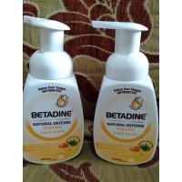 Betadine Foaming Hand Wash PUMP 225ml