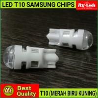 Lampu Led Mobil Motor HQ T10 SAMSUNG CHIPS