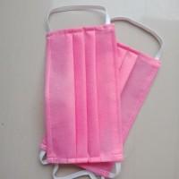 Masker kain spunbond non medis 2 ply khusus harga grosir