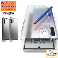 Ringke Fusion Galaxy Note 10 Plus / Note 10 Casing Original - Note 10, Clear