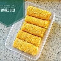 Frozen Food Risol Mayo Smoke Beef Original