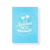 Kartu Remi Import NOC Summer Blue (Playing Cards)