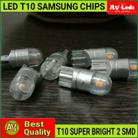 Lampu Led T10 Samsung Chips 2smd 3030