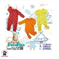 POCOPICO Jumper Bayi Panjang Polos Galaxy 1 Series Boy size M