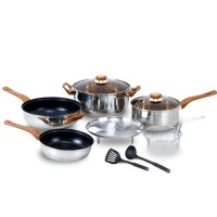 Oxone Panci Stainless Steel/Basic Cookware Set OX-911 (Basic)