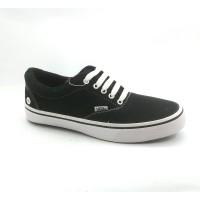 Sepatu Cowok / Sepatu Pria / Sneakers Vans STRB Cuildl Hitam/Putih
