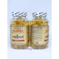 K-max omega 3 6 9 Alaska deep sea fish oil - minyak ikan